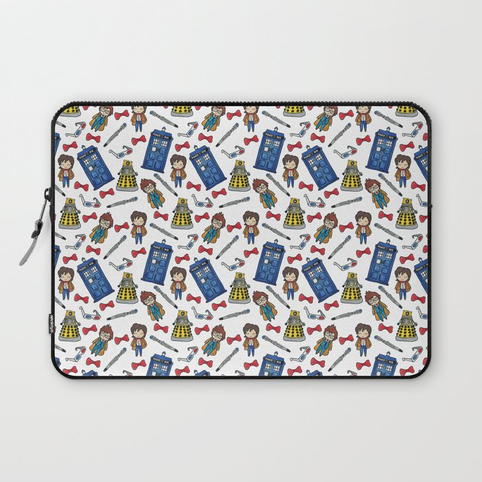 Time Lords Laptop Sleeve