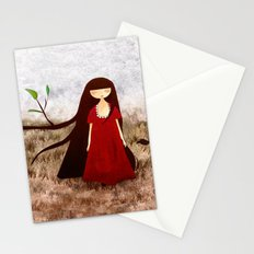 Branch Hair Stationery Cards