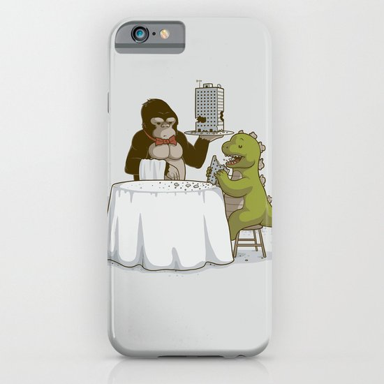 Crunchy Meal iPhone & iPod Case