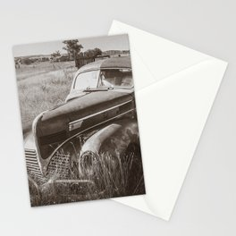 1939 Dodge Coupe Stationery Cards