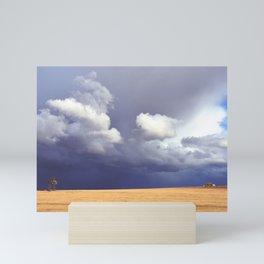 The Coming Storm Mini Art Print