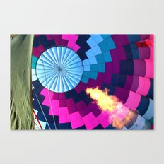 Inflation Canvas Print