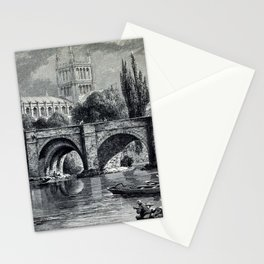 Cathedrals, abbeys and churches of England and Wales Stationery Cards
