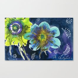 Power of the Hour Canvas Print