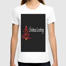Christmas Blackboard T-shirt