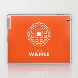 Hail the Waffle Laptop & iPad Skin