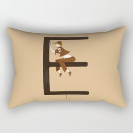 Ella & Replica Rectangular Pillow