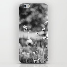 Figueroa Mountain Wild flowers iPhone Skin