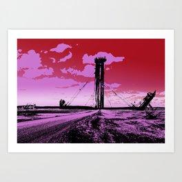 RoadToCitadel Art Print