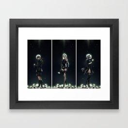 NieR: Automata Framed Art Print