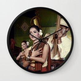 Culture Pipes. Wall Clock
