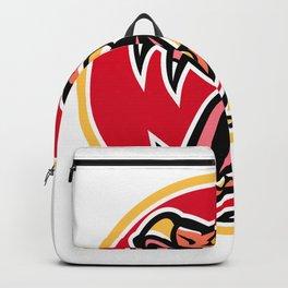 Copperhead Snake Mascot Backpack