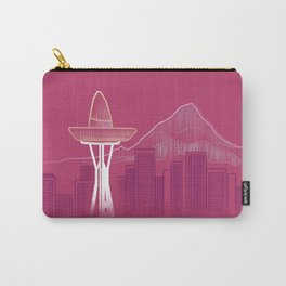 Seattle Sombre Carry-All Pouch