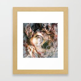 Legacies of the Higgs boson Framed Art Print