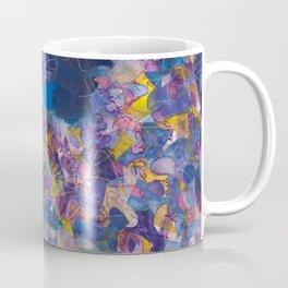 Ajna Mandala (Third Eye, 6th Chakra) Coffee Mug