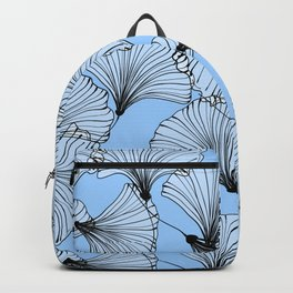 Ginkgo texture Backpack