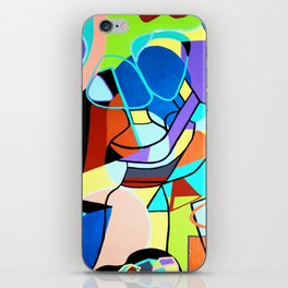 Soul Mates iPhone Skin