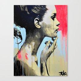 PERHAPS Canvas Print