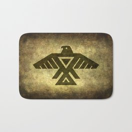 The Thunderbird Bath Mat