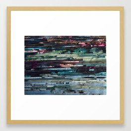 Abstract #1 Framed Art Print