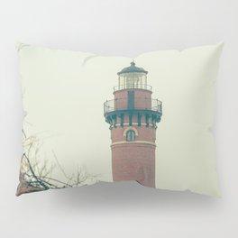 Little Sable Point Lighthouse Lantern Room over the Dune Haze Pillow Sham