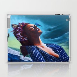 """""""The ultimate seduction of Mary"""" Laptop & iPad Skin"""