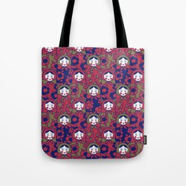 russian matrioshka pattern Tote Bag