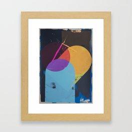 Geometrica Framed Art Print