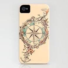Bon Voyage Slim Case iPhone (4, 4s)