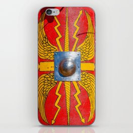 Roman Military Shield - Scutum iPhone Skin