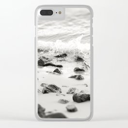 Soundtrack Clear iPhone Case