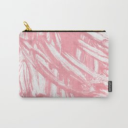 Mauvelous abstract watercolor Carry-All Pouch