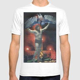 Kaiji Powerslam - Vintage Collage T-shirt