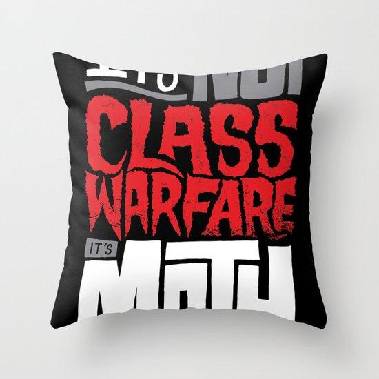 It's Math Throw Pillow
