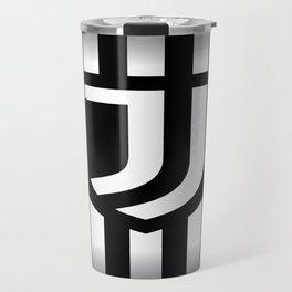 Juventus Football Club in Turin Italy Travel Mug