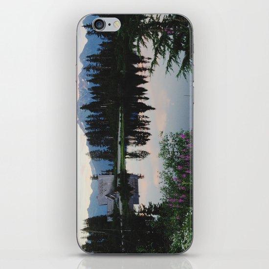 Highwood Lake iPhone & iPod Skin