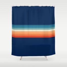 Vintage T-shirt No1 Shower Curtain