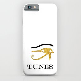 Eye Tunes iPhone Case