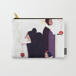 Snow white & the evil queen Carry-All Pouch