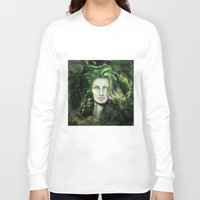 ireland Long Sleeve T-shirts featuring Ireland by Holly Carton