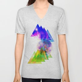 Above & Beyond Unisex V-Neck