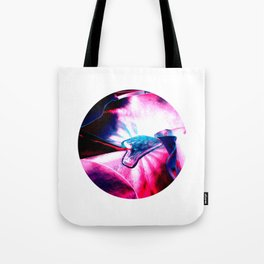 lily pad abstract XXII Tote Bag