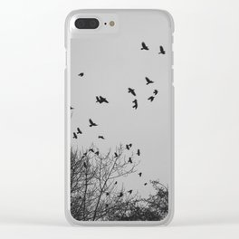 What Things May Come Clear iPhone Case