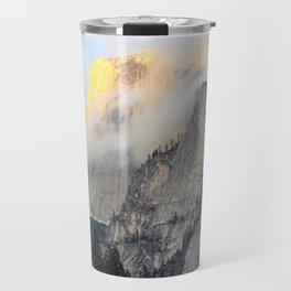Golden Peak Travel Mug