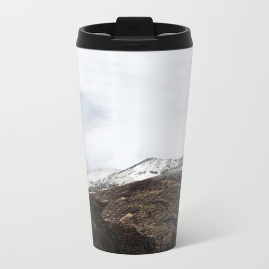 A world apart Metal Travel Mug