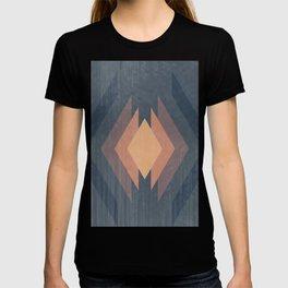 343 - Retro Diamonds T-shirt