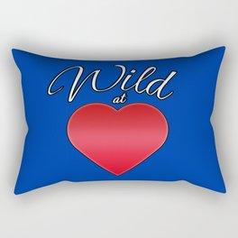 Wild at Heart Rectangular Pillow