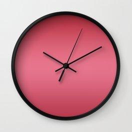 Simply Gradient Wall Clock