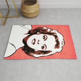Judy Garland | Pop Art Rug