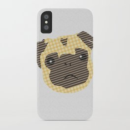 Pug! iPhone Case